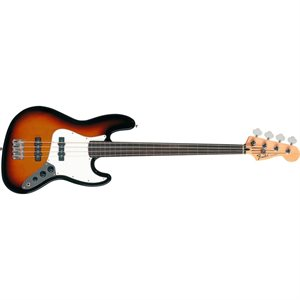 FENDER - Standard Fretless Jazz Bass sunburst