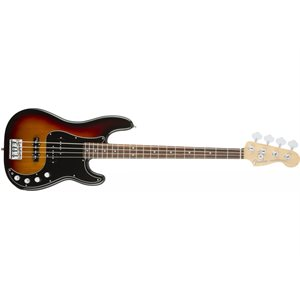 FENDER - American Elite Precision Bass sunburst
