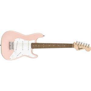 FENDER - MINI STRATOCASTER - Shell Pink