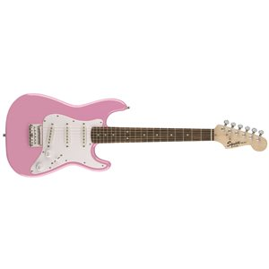 FENDER - MINI STRATOCASTER - rose