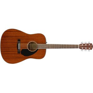 FENDER - CD-60S All Mahogany