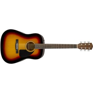 FENDER - CD-60 - WITH CASE - Sunburst