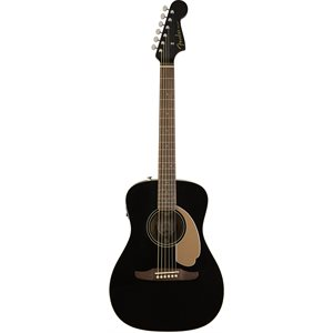 FENDER - Malibu Player - Jetty Black