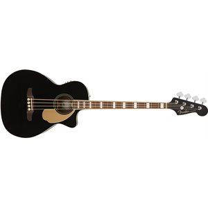 FENDER - KINGMAN BASS ACOUSTIC - black