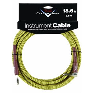FENDER - Cable Custom Shop 18.6' Tweed (Droit-Coudé)