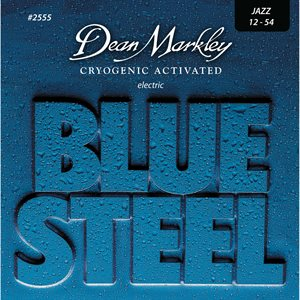 DEAN MARKLEY - Blue Steel Electric String Set - 12-54