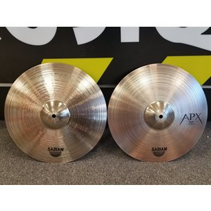 "SABIAN - 14"" APX Solid Hats"