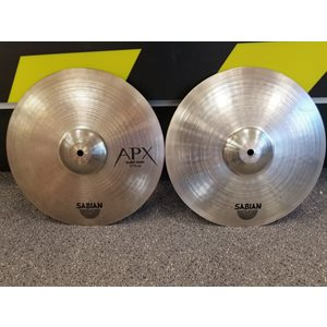 "SABIAN - 13"" APX Solid Hats"