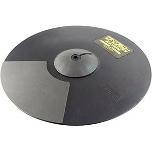 PINTECH - PC18B - CYMBAL - 3 ZONES - CHOKABLE