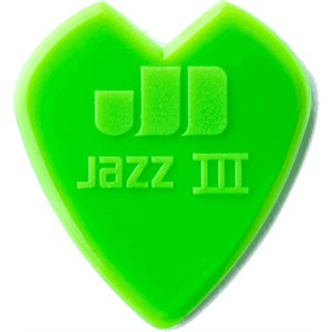 DUNLOP - jazz III - CUSTOM KIRK HAMMETT - 6 PICKS PACK