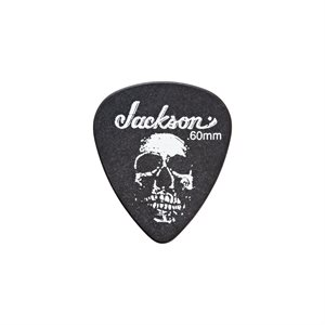 JACKSON - 451 SKULL PICKS - 0.60mm - 12 PICKS PACK