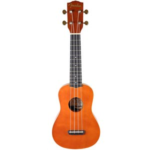 FENDER - HERMOSA UKULELE SOPRANO - NATURAL