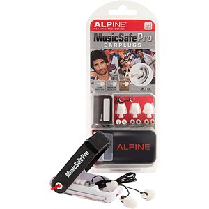ALPINE - HEAR PROTECTION - MUSIC SAFE - PRO KIT