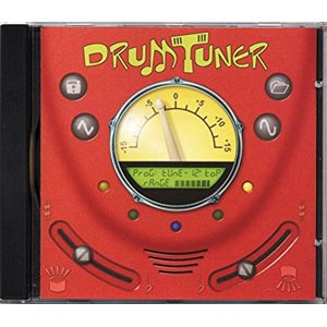 DrumTuner - CD tutorial for drum tuning