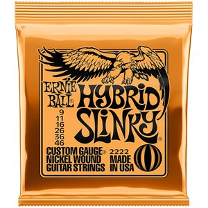 ERNIE BALL - ELECTRIC STRINGS - 9-46