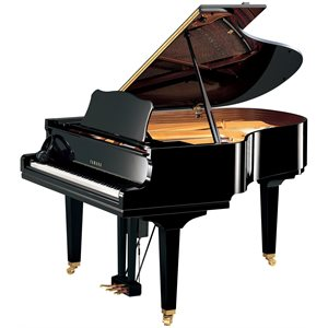YAMAHA - DGC2 EN PE - POLISHED EBONY - DISKLAVIER GRAND PIANO