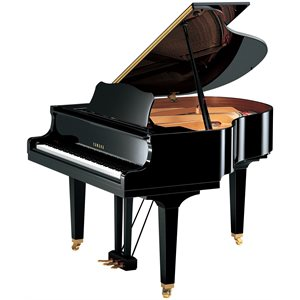 YAMAHA - DGB1K ENCL - POLISHED EBONY - DISKLAVIER GRAND PIANO