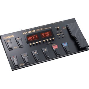 BOSS - GT-100 - Effects Processor