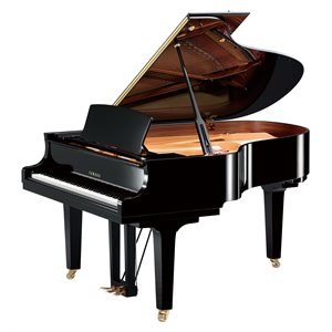 YAMAHA - C3X PE - POLISHED EBONY