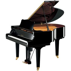 YAMAHA - DGC1 EN PE - POLISHED EBONY - DISKLAVIER GRAND PIANO