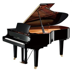 YAMAHA - C6X PE - POLISHED EBONY