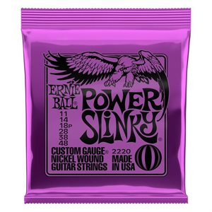 ERNIE BALL - ELECTRIC STRINGS - 11-48