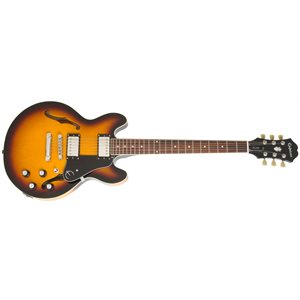 EPIPHONE - ES-339 PRO Semi Hollow Electric - Vintage Sunburst