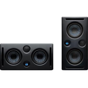"PRESONUS - Eris E44 - Dual 4.5"" Powered Studio Monitor"