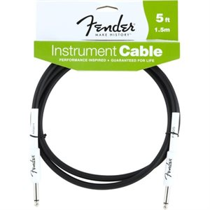 FENDER - 5' Performance Series Instrument Cables (Straight-Straight)