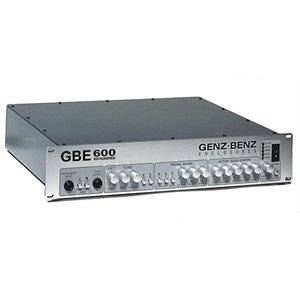 GENZ BENZ - GBE 600 - Rackmount Bass Head