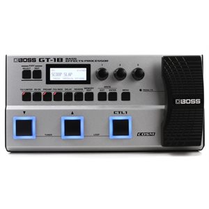 BOSS - GT-1B - Bass Effects Processor
