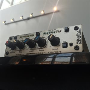 CRATE AUDIO - SM4CL (used)