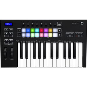 NOVATION - Launchkey 25 Controller - MK3