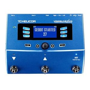 TC HELICON - Voice Live Play