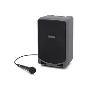 SAMSON - Rechargeable Portable PA w /  Bluetooth
