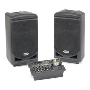 SAMSON - XP308i - 300-Watt Portable PA