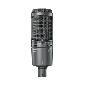 AUDIO TECHNICA - AT2020USB-PLUS CARDIOID