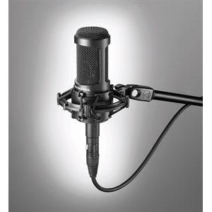 AUDIO-TECHNICA – AT2035 Microphone à Condensateur Cardioïde