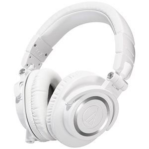 AUDIO TECHNICA - ATH-M50X - White