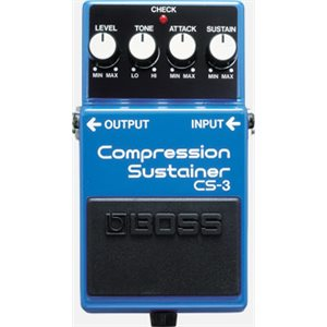 BOSS - CS-3 Compression Sustainer