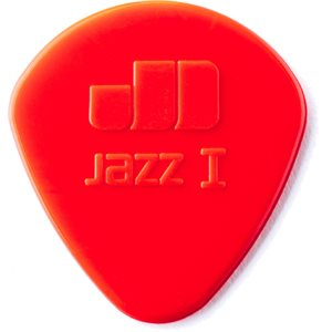 DUNLOP - JAZZ I RED - 6 PICKS PACK