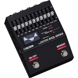 BOSS - EQ-200 - Graphic Equalizer