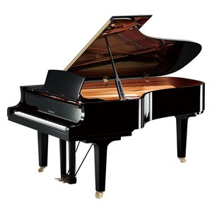 YAMAHA - C7X PE - POLISHED EBONY