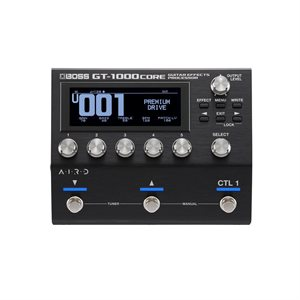 BOSS - GT-1000 CORE - GUITAR EFFECT PROCESSEUR