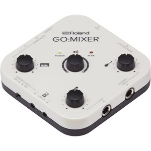 ROLAND - GO:MIXER - For Smartphones