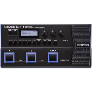 BOSS - GT-1 - Guitar Effects Processor