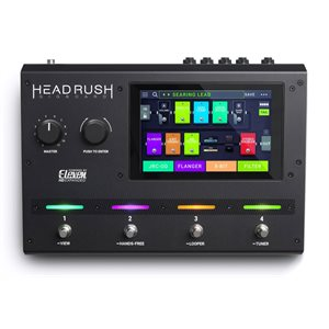 HEADRUSH - GIGBOARD