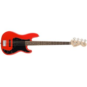 FENDER - Affinity Precision PJ bass guitar - Race Red