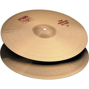 "PAISTE - 14"" 2002 Medium Hi-Hat"
