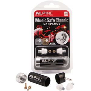 ALPINE - HEAR PROTECTION - MUSIC SAFE - CLASSIC KIT